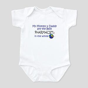 Best Pharmacists In The World Infant Bodysuit
