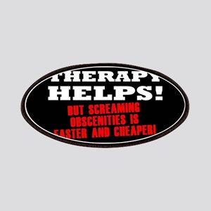 THERAPY HELPS Patch
