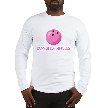 Bowling Princess Long Sleeve T-Shirt