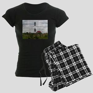 ROBERT_MOSES_STATE_PARK_LIGH Women's Dark Pajamas