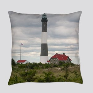 ROBERT_MOSES_STATE_PARK_LIGHTHOUSE Everyday Pillow