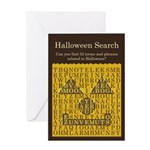 Halloween Search - Single Card