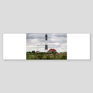 ROBERT_MOSES_STATE_PARK_LIGHTHOUSE_ Bumper Sticker