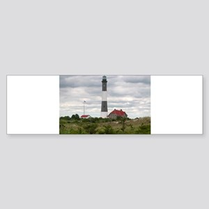 ROBERT_MOSES_STATE_PARK_LIGHTHOUSE_ Bumper Sticker