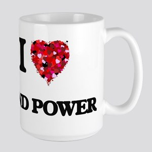 I love Wind Power Mugs
