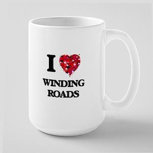 I love Winding Roads Mugs