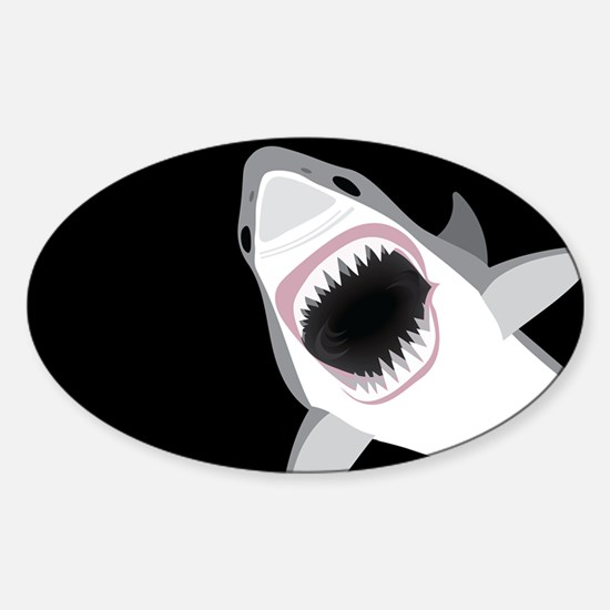 SharkTowel Decal