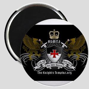 OSMTJ on Black Background Magnets