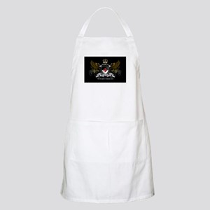 OSMTJ on Black Background Apron