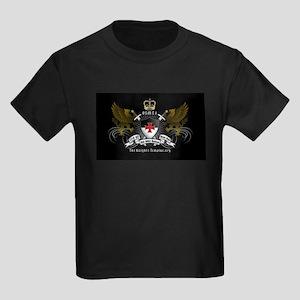 OSMTJ on Black Background T-Shirt