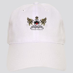 OSMTJ Logo on White Background Baseball Cap