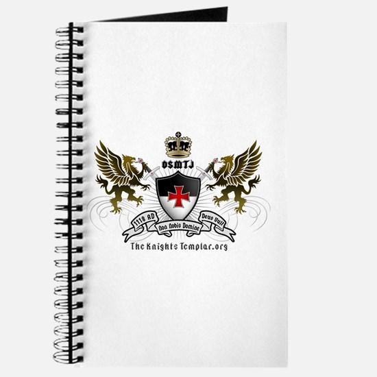 OSMTJ Logo on White Background Journal