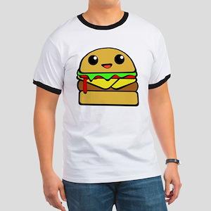 kawaii cheeseburger  Ringer T