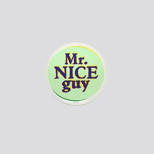 Mr. Nice Guy Mini Button