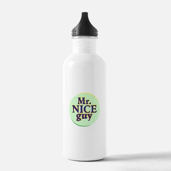 Mr. Nice Guy Water Bottle