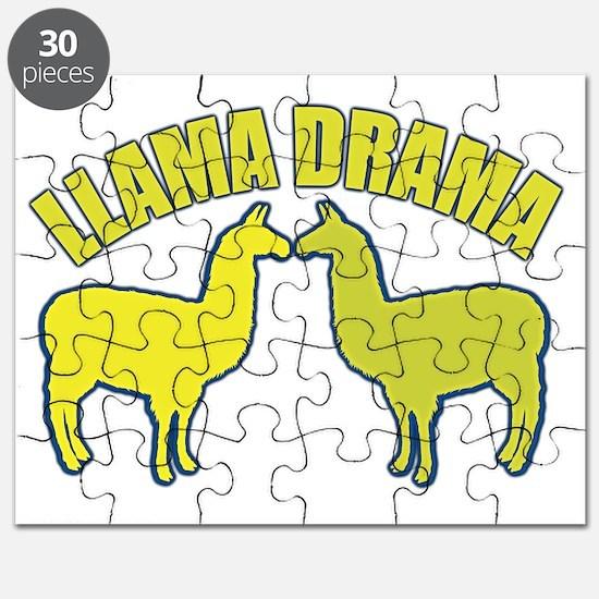 Llama Drama Puzzle