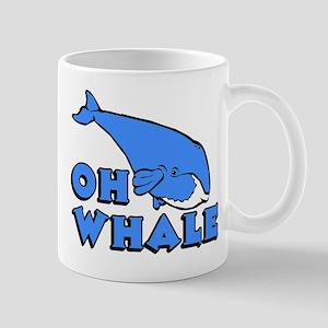 Oh Whale Mug