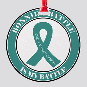 Bonnie's Battle Ornament