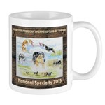 Nationals Logo 2015 Mugs