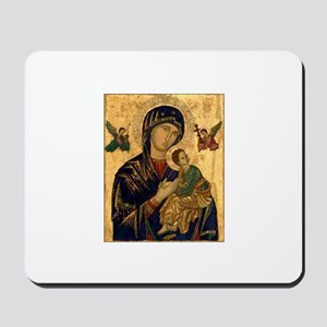 Our Mother of Perpetual Help Mousepad