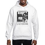 Dandruff Simply Disappears Hooded Sweatshirt