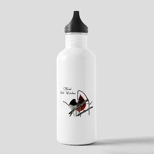 Official Bird Watcher Stainless Water Bottle 1.0L