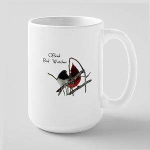 Official Bird Watcher Mugs
