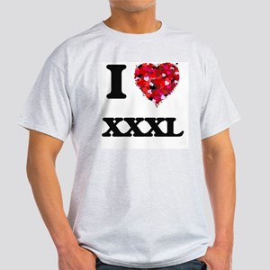 I love Xxxl T-Shirt