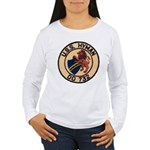 USS HYMAN Women's Long Sleeve T-Shirt