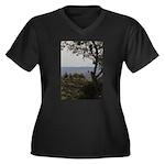 Hualapai Mountain View Plus Size T-Shirt