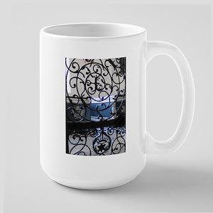 Ironwork Mugs