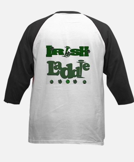 Hatched into Irish Baseball Jersey