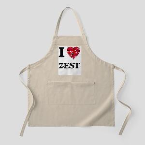 I love Zest Apron