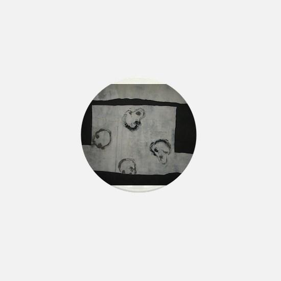 Skull Ceiling Mini Button