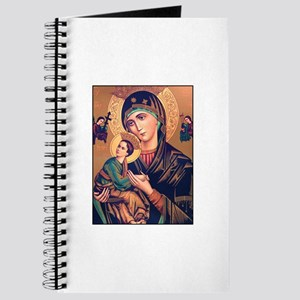 Virgin Mary - Our Lady of Per Journal
