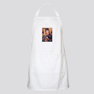 Virgin Mary - Our Lady of Per BBQ Apron