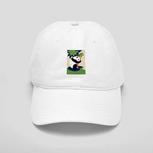 Panda_Hugging_Tree Cap