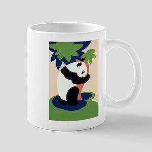 Panda_Hugging_Tree Mugs