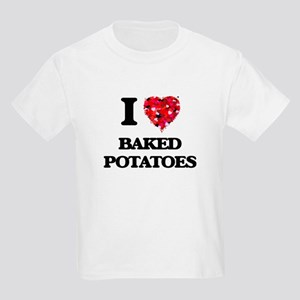 I love Baked Potatoes T-Shirt