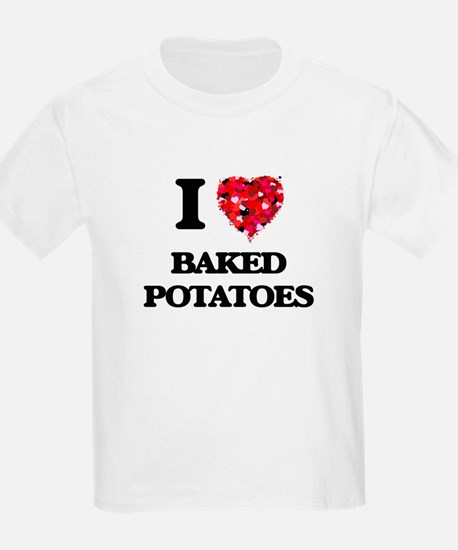 I love Baked Potatoes T-Shirt