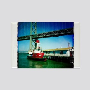 SF Fire Boat Magnets