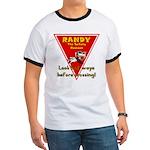 Randy Raccoon Ringer T