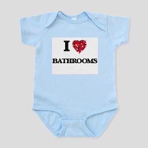I love Bathrooms Body Suit