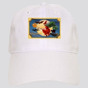 Halloween Flying Witch Cap