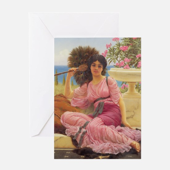 Godward_Flabellifera Greeting Cards