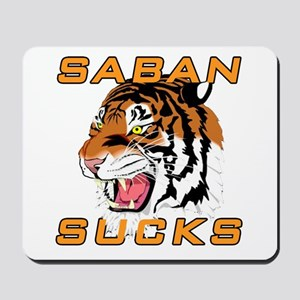 Saban Sucks Mousepad