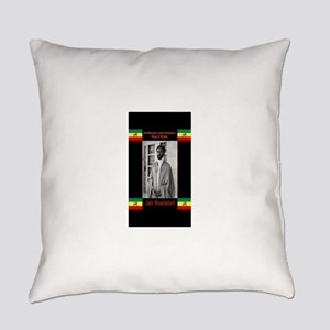 Haile-Selassie-Jah_Rastafari Everyday Pillow