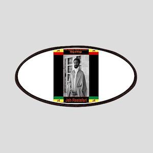 Haile-Selassie-Jah_Rastafari Patch