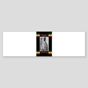 Haile-Selassie-Jah_Rastafari Bumper Sticker