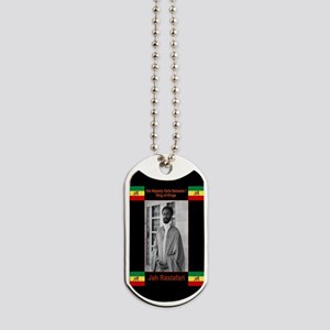 Haile-Selassie-Jah_Rastafari Dog Tags